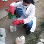 Servicio de análisis de agua residual