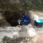 Análisis de agua de manantial
